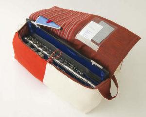 復興支援フルートバッグ「じゃぱねすく」-参考画像3